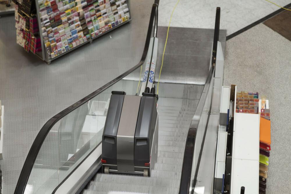 ICE Escalator Cleaners