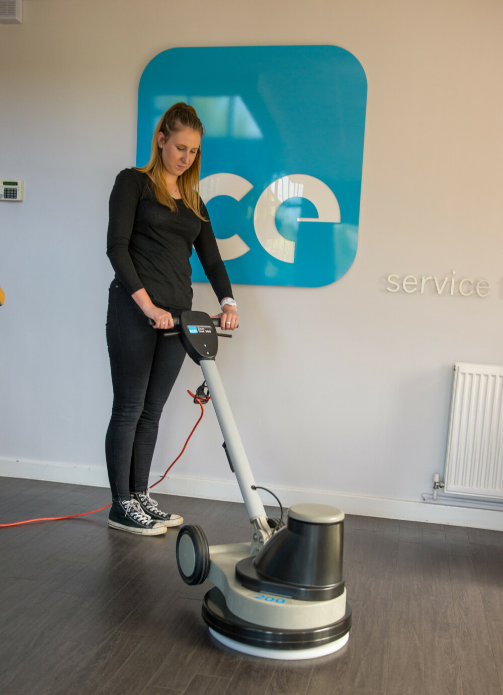 ICE Cleaning Equipment